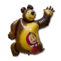 """Воздушный шар """"Маша и Медведь"""""""