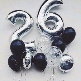 """Набор из шариков - """"26"""""""