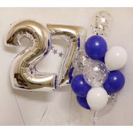 """Набор из шариков - """"27"""""""
