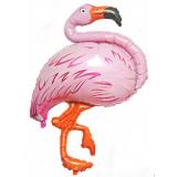 """Шар с гелием - """"Фламинго"""""""