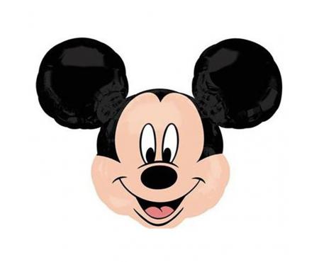 Шар Микки Маус - (цвет на выбор)