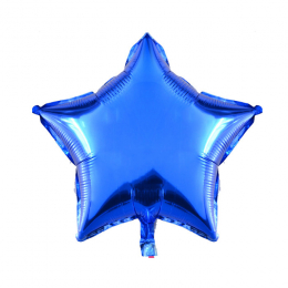 Шар Звезда - (цвет на выбор)